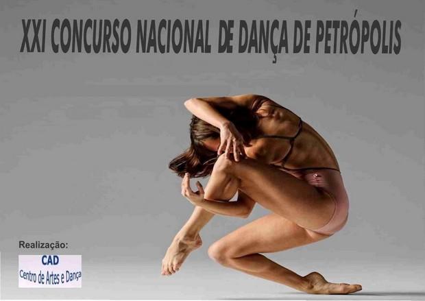 XXI Concurso Nacional de Dança de Petrópolis