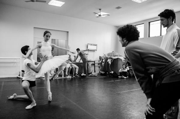 Petite Danse e Alessio Carbone