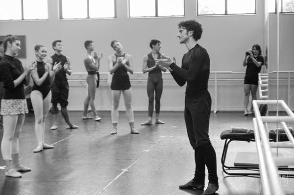 Workshop para bailarinos