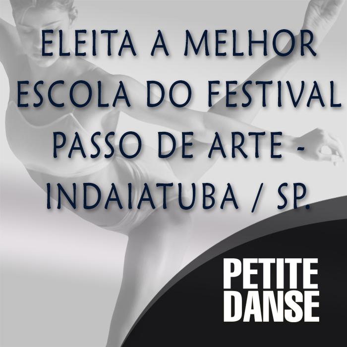 A Melhor Escola de Dança do Festival de Indaiatuba – SP