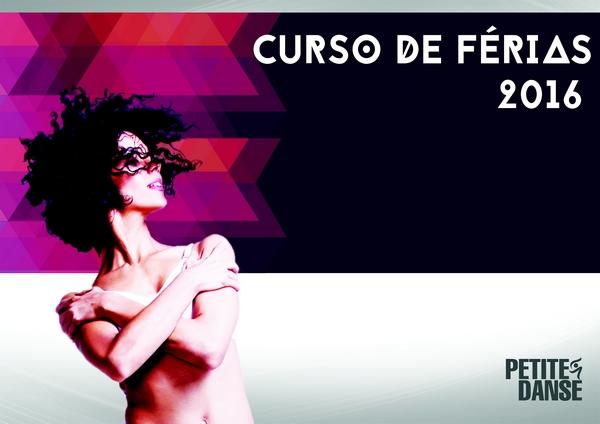 Cursos de Dança nas Férias de 2016