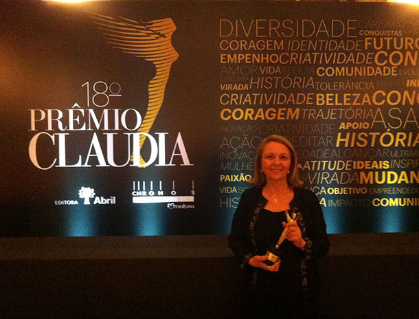 Prêmio Claudia - Escola de Dança Petite Danse