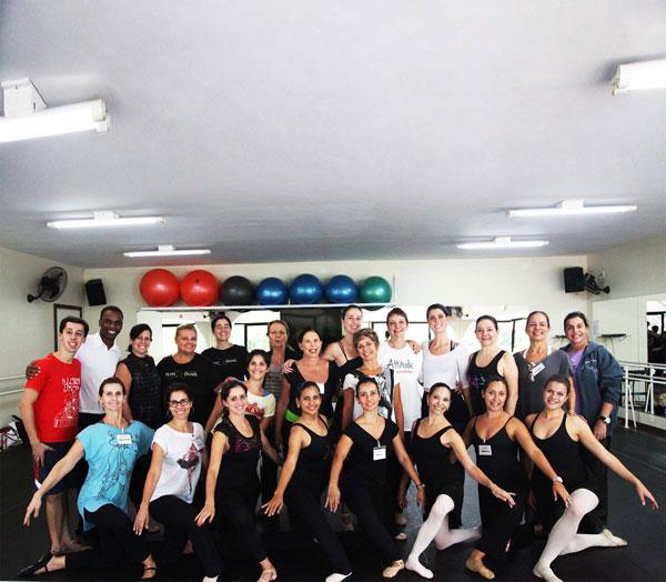 Royal Academy of Dance na Petite Barra