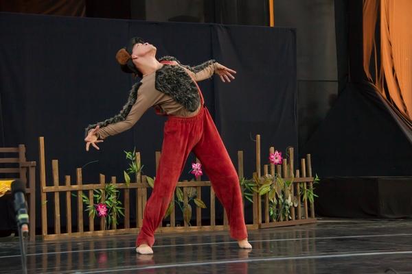 Cia Dançar a Vida em turnê no Chile
