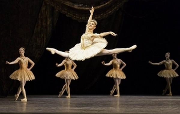 Mayara Magri foi promovida a solista do Royal Ballet, em Londres
