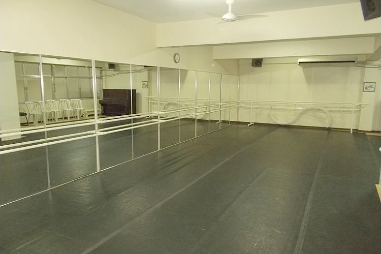 Estrutura Unidade Tijuca | Escola de Dança Petite Danse