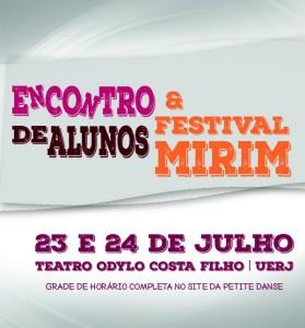 Festival Mirim Petite Danse