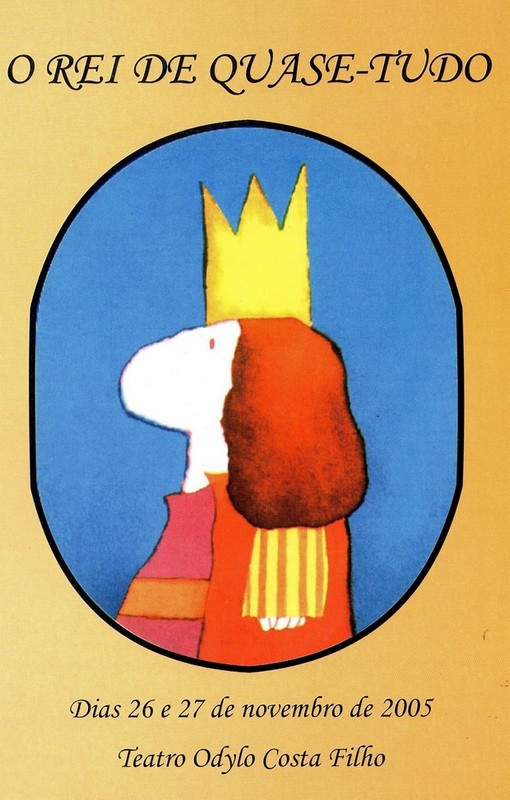 O Rei de Quase Tudo | Escola de Dança Petite Danse
