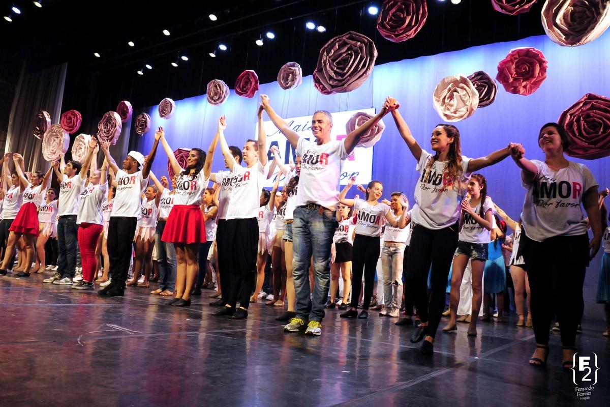 Espetáculo de Dança Amor | Escola de Dança Petite Danse