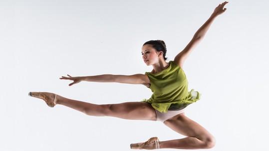 Leticia é contratada pelo royal ballet