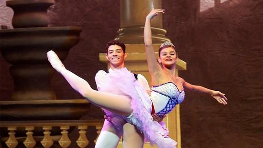 Petite Danse no seminário de brasilia