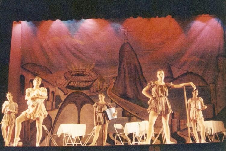 Brasileirinho | Escola de Dança Petite Danse