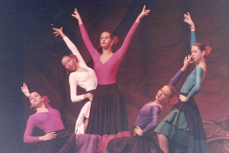 Coração de Todo Mundo   Escola de Dança Petite Danse