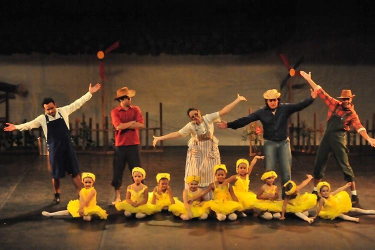O Mágico de Oz | Escola de Dança Petite Danse