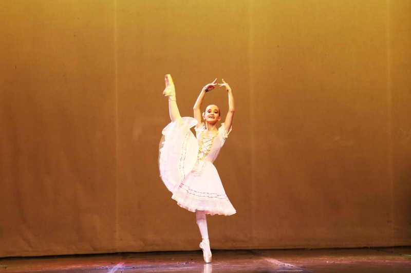 Petite Danse no Festival Compassos