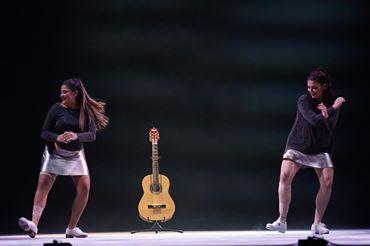 Sapateado no Festival de Dança de Joinville 2017