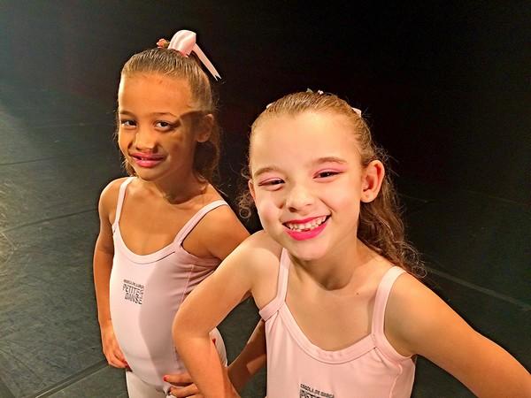 Apresentação de ballet
