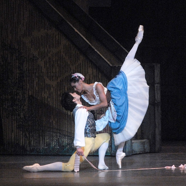 Peças de Ballet Clássico
