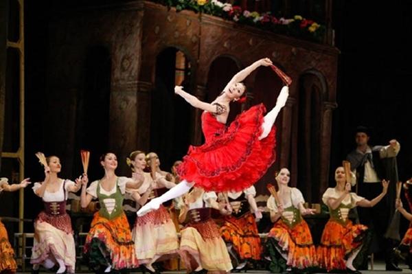 A história dos grandes ballets de repertório de forma simples - DOM QUIXOTE 1869