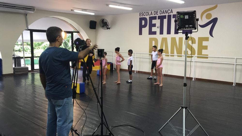 Escola Online Petite Danse