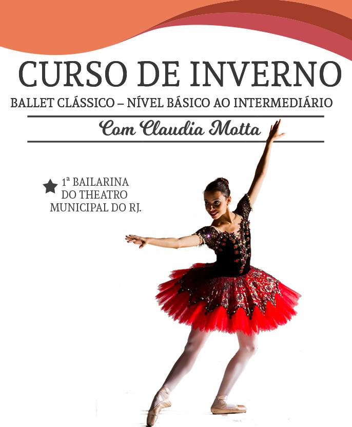a700d5e1e0 Curso de Inverno da Escola de dança Petite Danse - Curso de Ballet Clássico