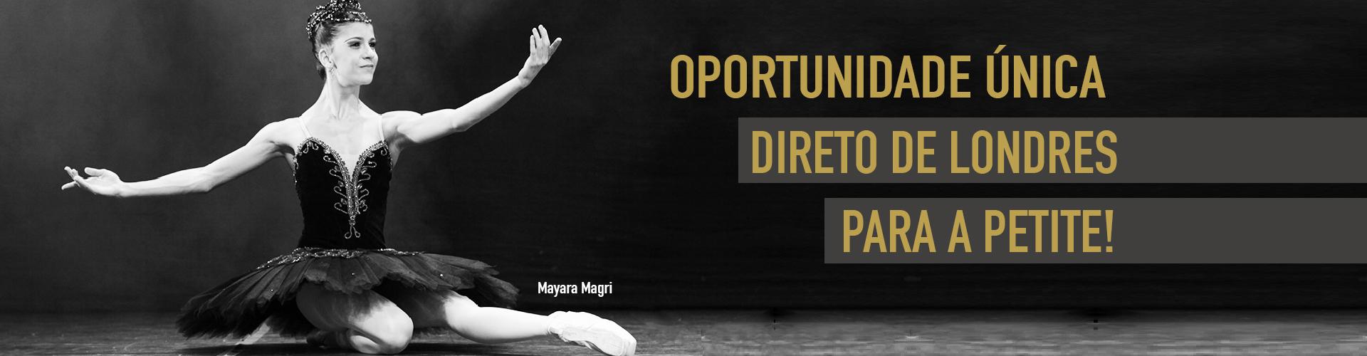 Mayara Magri foi uma das alunas de maior destaque da Escola Petite Danse. Entre 2010 e 2011, ainda como aluna, ela ganhou primeiro lugar nos três principais festivais de dança do mundo