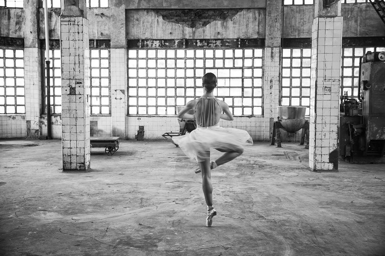 Coisas que se aprende ao se tornar bailarino