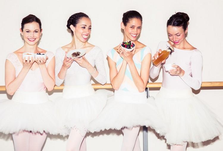 Qual a importância de manter uma boa nutrição para um bailarino