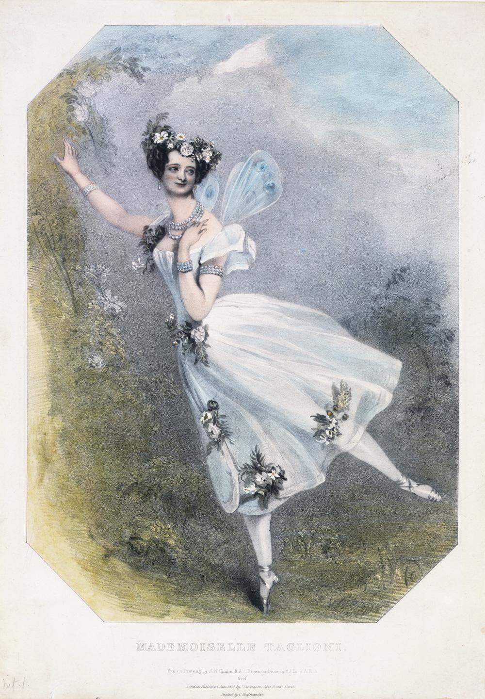 Características dos Ballets Românticos