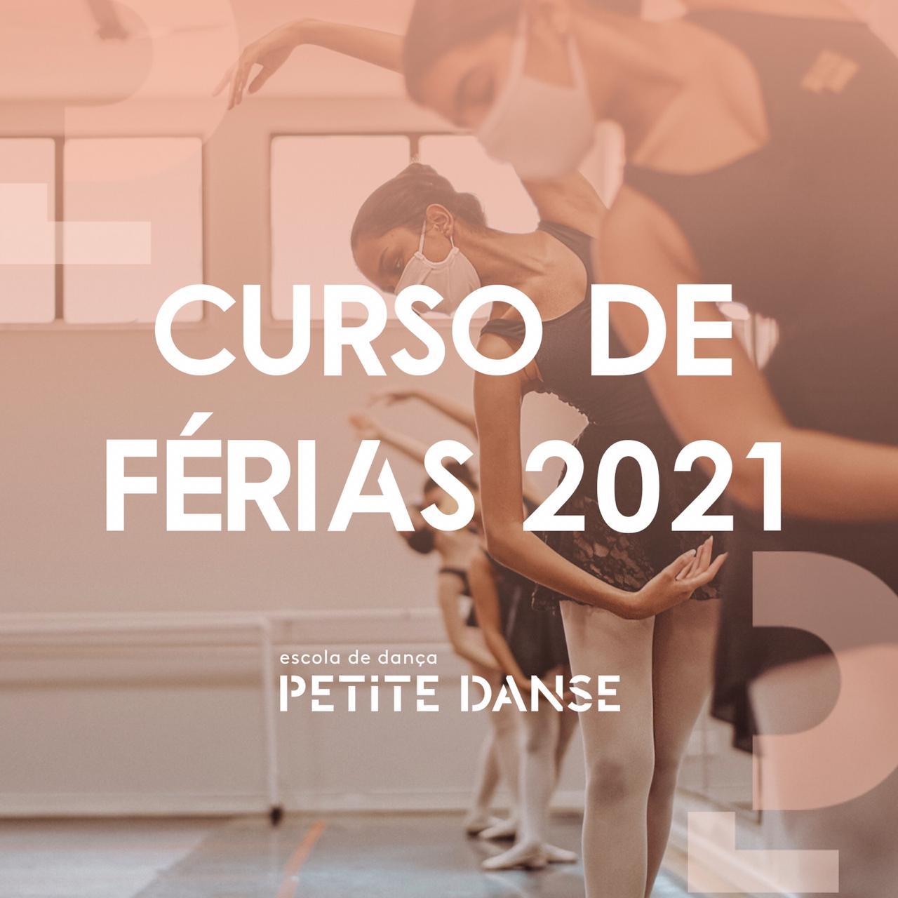 As férias chegaram e na Petite Danse haverá diversas aulas para você começar 2021 no ritmo