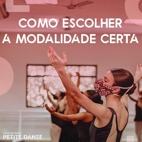 Vem conhecer algumas aulas da Petite Danse e entender como a dança pode ajudar na sua vida