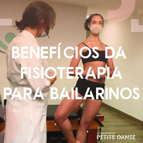 A Petite Danse agora tem atendimento de fisioterapia para seus alunos