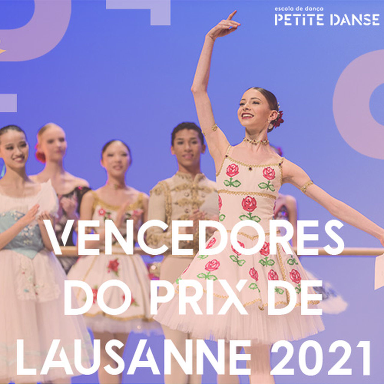 Saiba mais sobre os vencedores do Prix de Lausanne de 2021