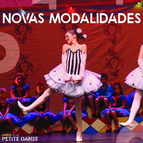 Circo, teatro, repertório, yoga e muito mais: conheça as novas modalidades da Petite Danse