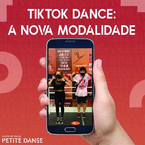 TikTok Dance: a nova modalidade da Petite