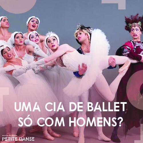 Conheça o Les Ballets Trockadero, uma companhia de ballet inteiramente masculina
