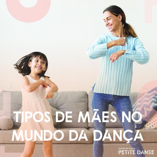 Mãe de bailarino: um tipo muito específico de mãe