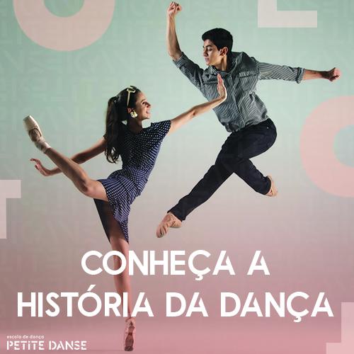 Conheça a evolução da dança através da história