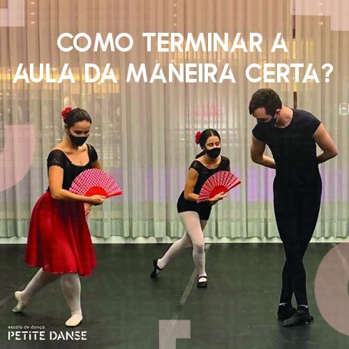 Reverência: um ato de respeito no mundo da dança