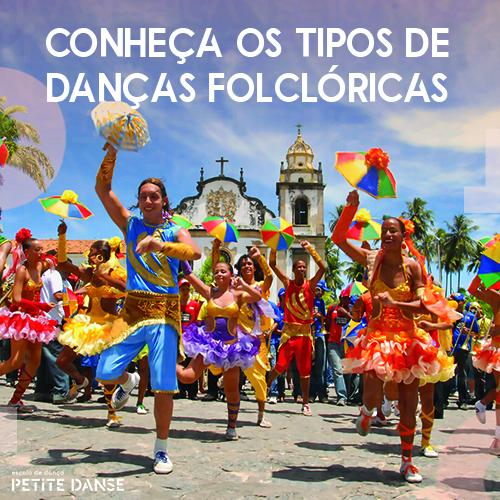Viva o Folclore: conheça os diferentes ritmos da dança