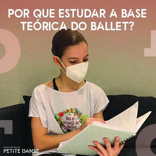 Importância dos estudos teóricos no Ballet