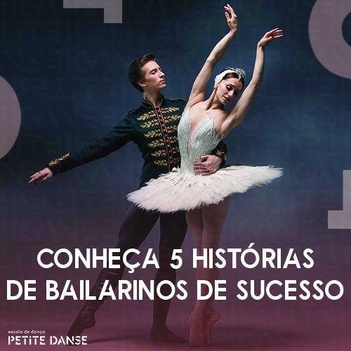 Celebre o Dia da Bailarina com grandes histórias do mundo do ballet